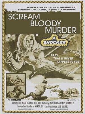 cover image of Scream Bloody Murder