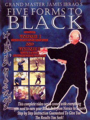 cover image of Five Forms to Black, Volume 2