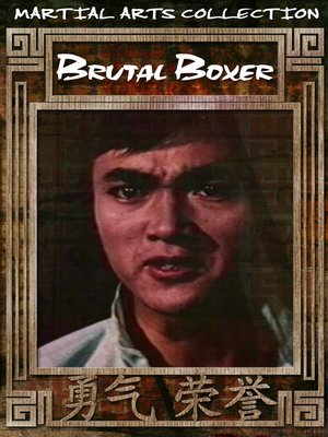 cover image of Brutal Boxer