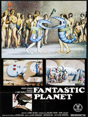 cover image of Fantastic Planet