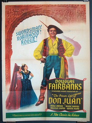 cover image of The Private Life Of Don Juan