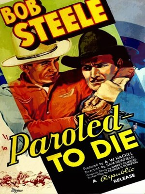 cover image of Paroled to Die