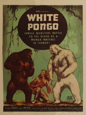 cover image of White Pongo