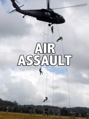 cover image of Air Assault