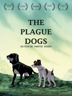 cover image of The Plague Dogs
