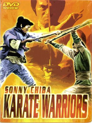 cover image of Karate Warriors