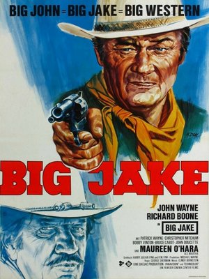 cover image of Big Jake