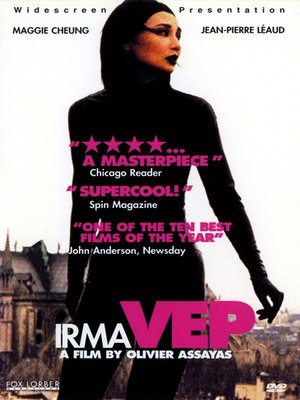 cover image of Irma Vep