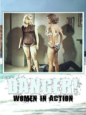 cover image of Danger! Women in Action!