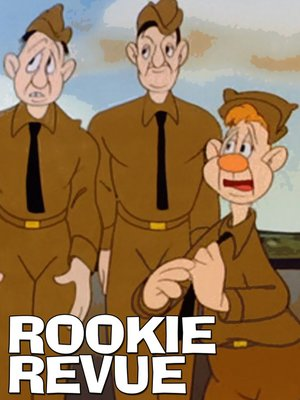 cover image of Rookie Revue