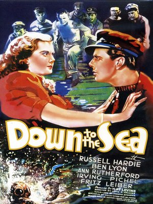cover image of Down To The Sea