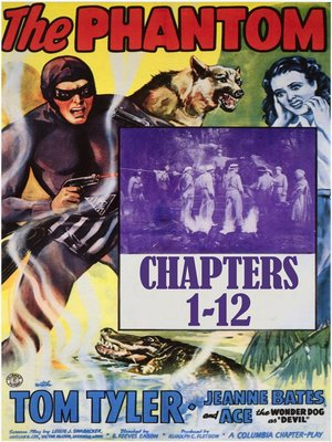 cover image of The Phantom, Season 1, Episode 3