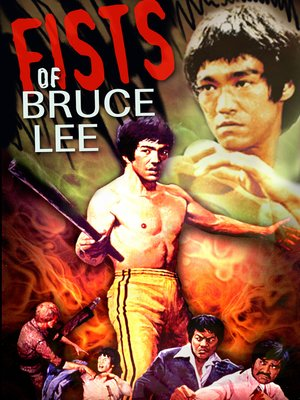 cover image of Fists Of Bruce Lee