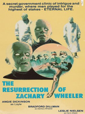 cover image of The Resurrection of Zachary Wheeler