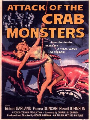 cover image of Attack of the Crab Monsters