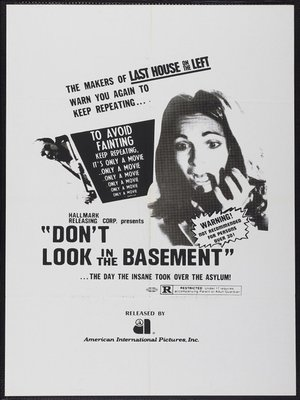 cover image of Don't Look in the Basement