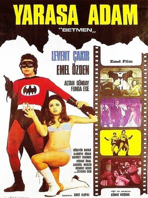 cover image of Turkish Batman (Betman Yarasa Adam)