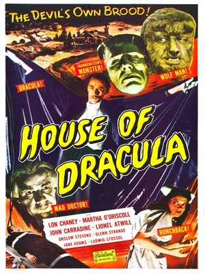 cover image of House of Dracula