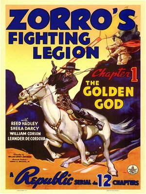 cover image of Zorro's Fighting Legion