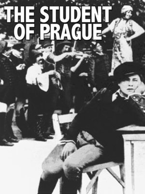 "cover image of The Student of Prague (a.k.a. ""A Bargain with Satan"")"