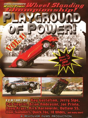 cover image of Playground of Power, Volume 2