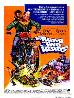 cover image of The Thing With Two Heads