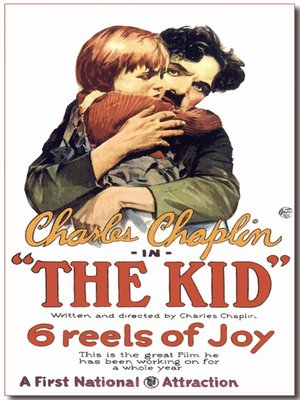 cover image of The Kid (1921)