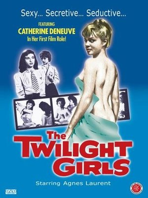 cover image of The Twilight Girls