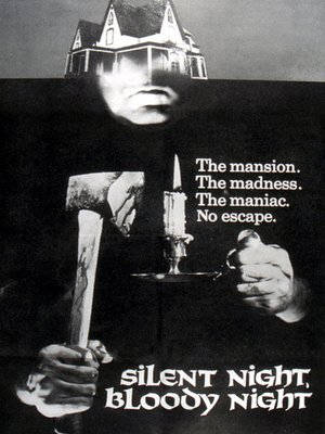 cover image of Silent Night, Bloody Night