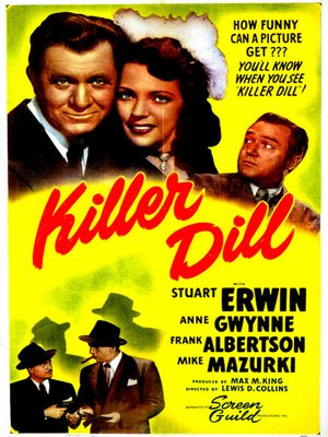 cover image of Killer Dill