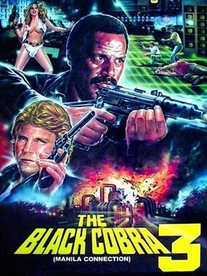 cover image of The Black Cobra 3