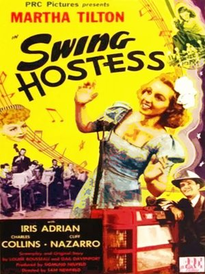 cover image of Swing Hostess