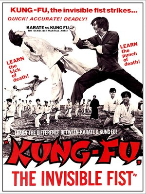 cover image of Kung Fu - The Invisible Fist