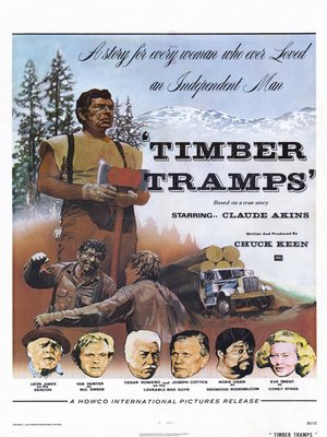 cover image of The Timber Tramps
