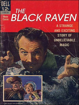 cover image of The Black Raven