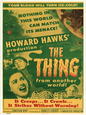 cover image of The Thing From Another World