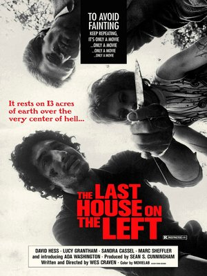cover image of The Last House on the Left