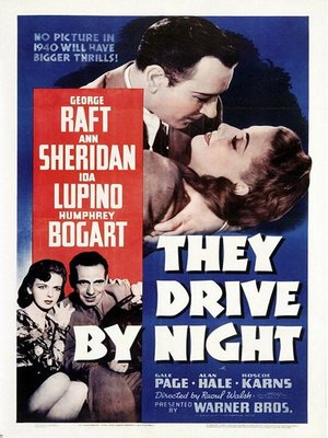 cover image of They Drive by Night