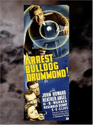 cover image of Arrest Bulldog Drummond