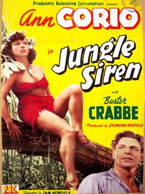 cover image of Jungle Siren