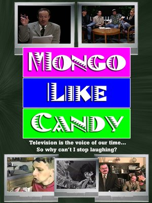 cover image of Mongo Like Candy