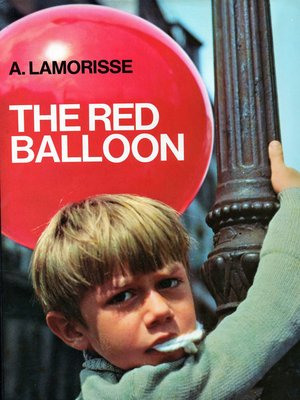 cover image of The Red Balloon