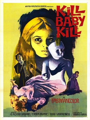 cover image of Kill, Baby, Kill