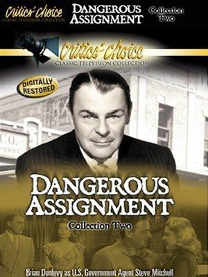 cover image of Dangerous Assignment Season 1, Episode 31