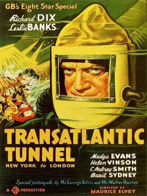 cover image of Transatlantic Tunnel