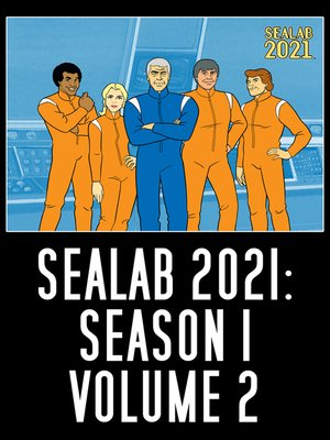cover image of Sealab 2021, Season 1, Volume 2