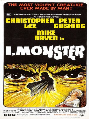 cover image of I, Monster (1973)