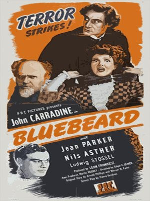 cover image of Bluebeard