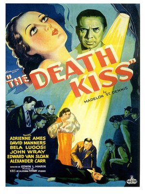 cover image of The Death Kiss