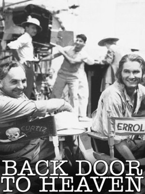 cover image of Back Door to Heaven